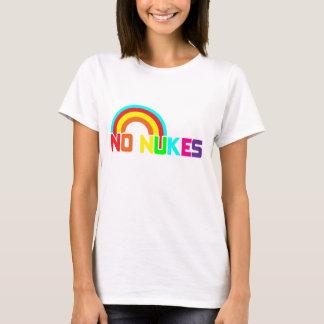 原子力のTシャツ無し Tシャツ
