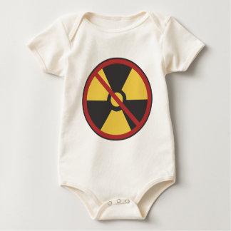 原子力無し ベビーボディスーツ