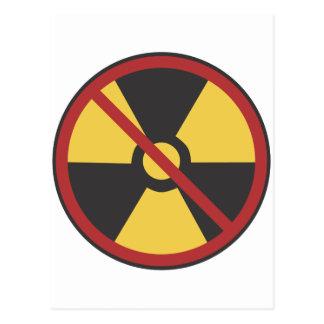 原子力無し ポストカード