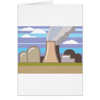 原子力発電所 カード