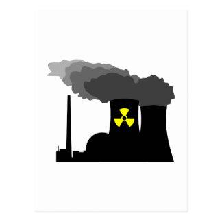 原子力 ポストカード