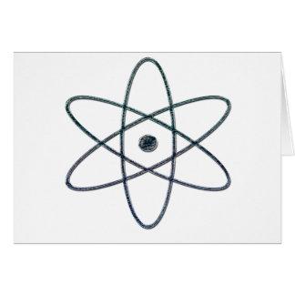 原子力(銀) カード