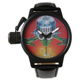 原子宇宙飛行士の腕時計 腕時計
