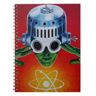 原子宇宙飛行士 ノートブック