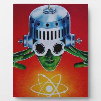 原子宇宙飛行士 フォトプラーク