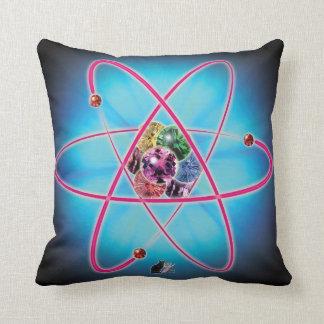 原子宝石 クッション
