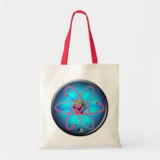 原子宝石 トートバッグ