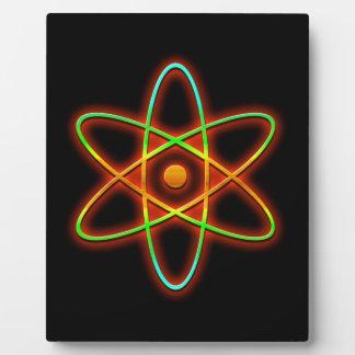 原子概念 フォトプラーク