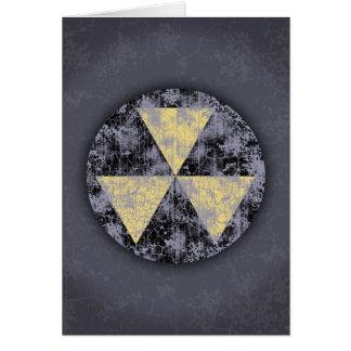 原子灰の避難所CLdist カード
