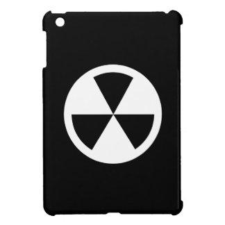 原子灰避難所のピクトグラムのiPad Miniケース iPad Mini Case