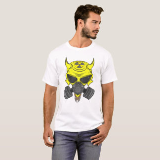 原子灰Hellion Tシャツ