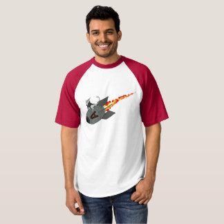 原子猫 Tシャツ