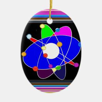 原子科学は勉強の研究NVN632の学校を探検します セラミックオーナメント