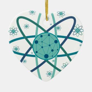 原子 セラミックオーナメント