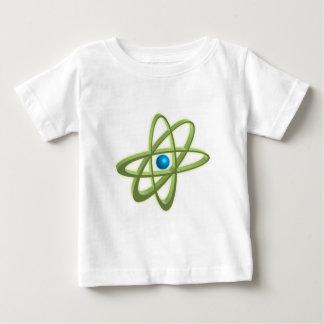 原子 ベビーTシャツ