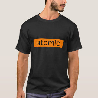 原子 Tシャツ