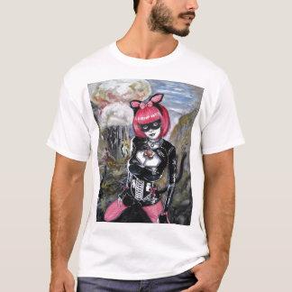 原子pussykat tシャツ
