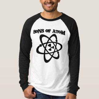 原子RADIOATOM LONGSLEEVEの息子 Tシャツ
