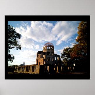 原爆のドーム ポスター