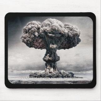 原爆の爆発 マウスパッド