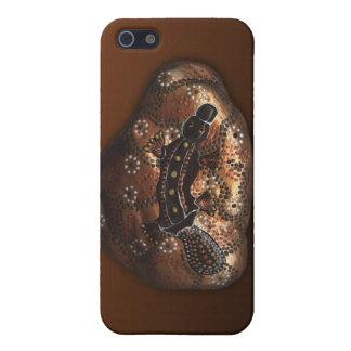 原生のオーストラリア人のPlatypusのiPhoneの場合 iPhone 5 Cover