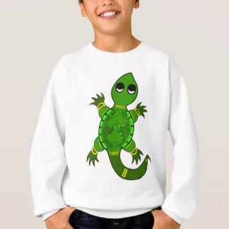 原生の芸術のトカゲ-確実な原生の芸術 スウェットシャツ