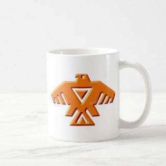 原産の雷鳥 コーヒーマグカップ