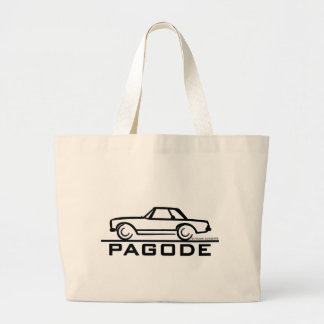 原稿とのメルセデスSL Pagode ラージトートバッグ
