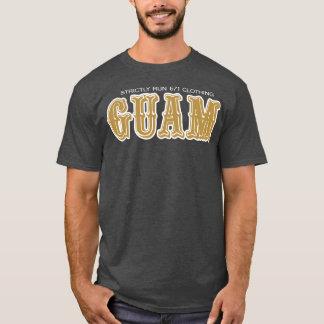 厳しく操業671グアム Tシャツ