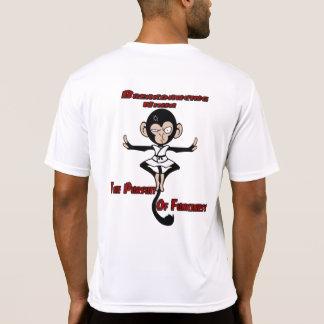 厳しく私の忍者のために Tシャツ