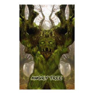 厳選されたな怒っている木のギフトの多数プロダクト 便箋
