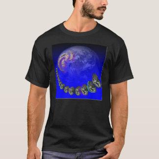 去ること Tシャツ