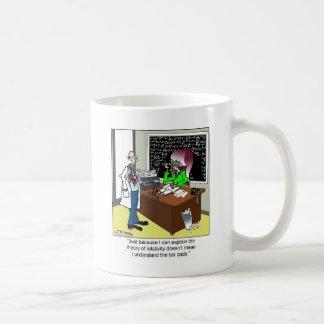 及び税法相対性理論 コーヒーマグカップ