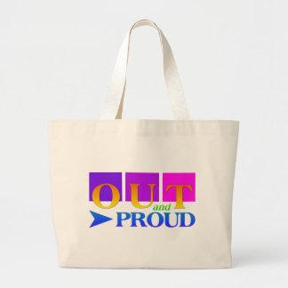 及び誇りを持ったなバッグ-スタイル及び色を選んで下さい ラージトートバッグ