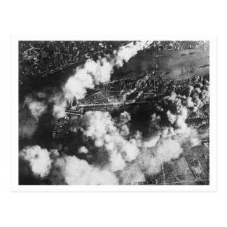 及び電撃戦ブリテンの戦い: 火の#19波止場 ポストカード