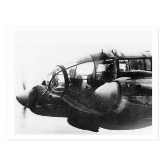 及び電撃戦ブリテンの戦い: 途中で#39 He111 ポストカード