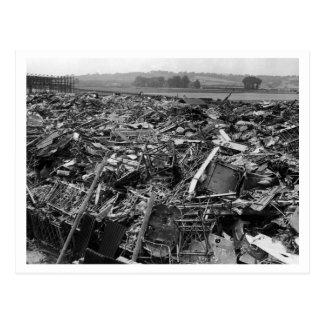 及び電撃戦ブリテンの戦い: #10墓地 ポストカード