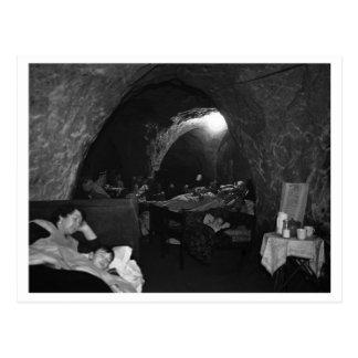 及び電撃戦ブリテンの戦い: #42坑道掩蔽部 ポストカード