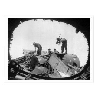 及び電撃戦ブリテンの戦い: #9海難救助 ポストカード