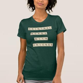 友人との元の単語 Tシャツ