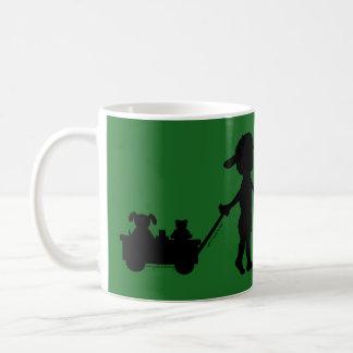 友人との冒険 コーヒーマグカップ
