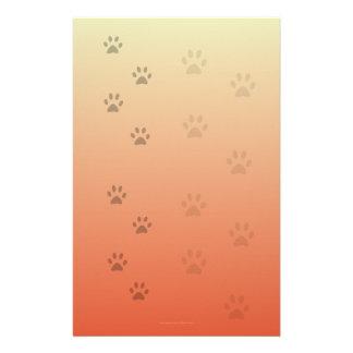 友人のための猫の筆記用紙 便箋