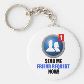 友人の要求Keychain キーホルダー
