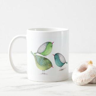 友人はあなたがタイポグラフィを選ぶ家族です コーヒーマグカップ