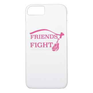 友人は単独で友人の戦いの蟹座を許可しません iPhone 8/7ケース