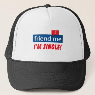 友人私、私は独身のです! キャップ