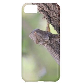 友好的なトカゲ iPhone5Cケース