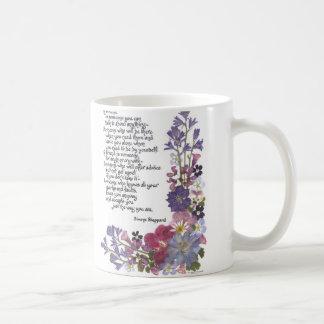 友情の詩 コーヒーマグカップ
