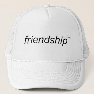 友情のVapourwaveのトラック運転手の帽子 キャップ