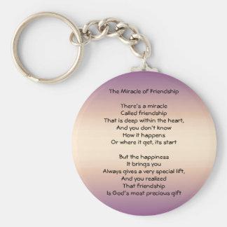 友情Keychainの奇跡 キーホルダー